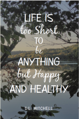 Life is too Short Book Cover